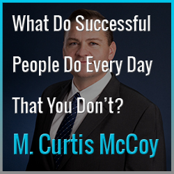 What Do Successful People Do Every Day That You Don't?