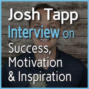 Josh Tapp - Podcast Interview